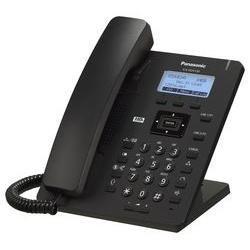 Telefon Panasonic ENTRY SIP-TERMINAL BLACK - KX-HDV130NEB