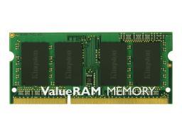 Pamięć serwerowa Kingston 8GB 1600MHz DDR3 Non-ECC CL11 SODIMM (Kit of 2) 1.35V ( KVR16LS11K2/8 ) - 2651346
