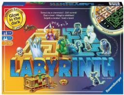 Ravensburger Labirynt Świecący w ciemności - 267248