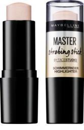 Maybelline  Master Strobing Stick Rozświetlacz w sztyfcie 100 Light 9g
