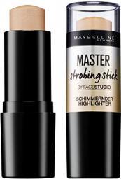 Maybelline  Master Strobing Stick  Rozświetlacz w sztyfcie 200 Medium 9g
