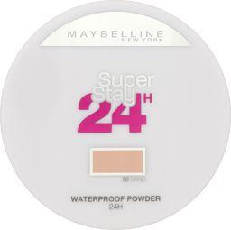 Maybelline  Super Stay 24 Longwear Matte Powder Waterproof puder matujący 30 Sand 9g