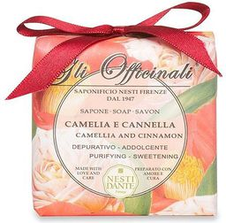 Nesti Dante Gli Officinali Camellia And Cinnamon mydło toaletowe 200g