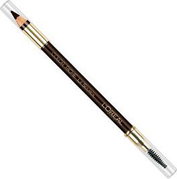 L'Oreal Paris Color Riche Le Smoky Pencil Eyeliner And Smudger kredka do oczu 303 Deep Brown 5g