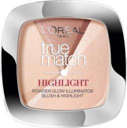 L'Oreal Paris True Match Highlight Powder - rozświetlający puder do twarzy 202.N Rosy Glow 9g