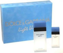 Dolce & Gabbana Light Blue EDT/S 100ml + EDT/S 25ml