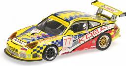 Minichamps Porsche 911 GT3 RSR Autoracing Club Bratislava #77 Konopka/Casadei/Hornak 12h Sebring 2008 (400086977)