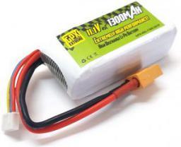 GPX Extreme 1300mAh 11.1V 45C (GPX/GE-45C-1300-3S1P)
