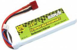 GPX Extreme 1600mAh 7.4V 40C  (GPX/GE-40C-1600-2S1P)