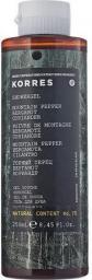 KORRES Mountain Pepper Showergel żel pod prysznic dla mężczyzn o zapachu bergamotki 250ml