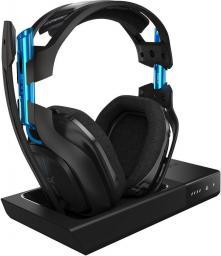 Słuchawki Astro Gaming A50 PS4 Black/Blue (939-001538)