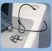Linka zabezpieczająca Kensington Zabezpieczenie Notebook SlimMicrosaver