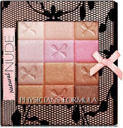Physicians Formula Shimmer Strips Custom Nude Palette For Face & Eyes paleta do makijażu oczu i twarzy Natural Nude 7,5g