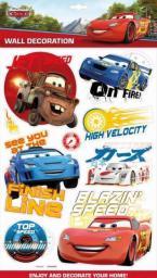 Jiri Models Cars naklejki na ścianę 3D - 1097