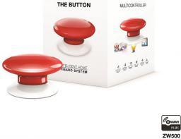 Fibaro The Button czerwony (FGPB-101-3)