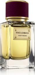 Dolce & Gabbana VELVET Sublime  EDP 50ml