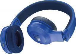 Słuchawki JBL E45BT - niebieskie