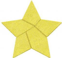 Goki Kamienny tangram gwiazdka (Goki - 57755)