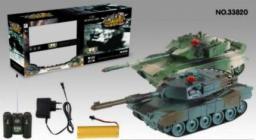 Gimmik Para walczących czołgów American M1A2 i Chinese 96 (UF/33820)