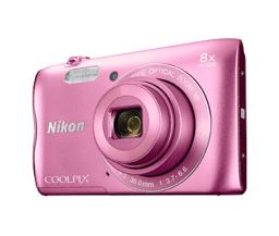 Aparat cyfrowy Nikon Coolpix A300 (Nikon A300 pink)