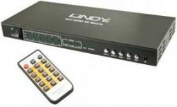 LINDY Switch 2x HDMI - 6 x HDMI (38148)