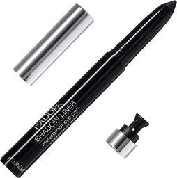 IsaDora Shadow Liner Waterproof Eye Pen kredka do powiek 30 Matte Black 1,4g
