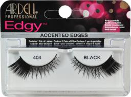 Ardell Edgy nr 404 Black - 1 para sztucznych rzęs