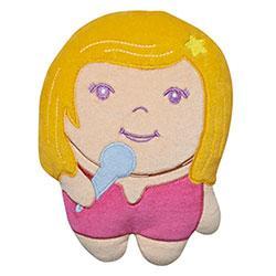 Niania Baby Stars Etui pluszowe Dziewczynka - BS10109