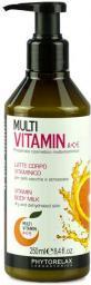 PHYTORELAX Multi Vitamin A+C+E Vitamin Body Milk witaminowe mleczko do ciała 250ml