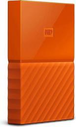 """Dysk zewnętrzny Western Digital My Passport 2.5"""" 4TB USB 3.0 (WDBYFT0040BOR-WESN)"""