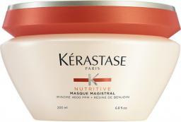 Kerastase Nutritive Masque Magistral Maska termiczna do suchych włosów 200ml