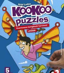 G3 KooKoo Puzzles - Latanie (223529)