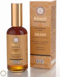 Khadi Olejek przeciwłupieżowy kozieradka & gorczyca 100 ml