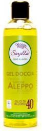 Sarjilla BIO Żel pod prysznic 40% oleju laurowego 250 ml
