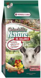 VERSELE-LAGA  Chinchilla Nature Re-Balance 700g