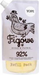 Yope Mydło w płynie Figowe 500 ml - opakowanie uzupełniające