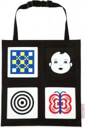 Manhattan Toy Galeria obrazków w torbie do auta (212530)