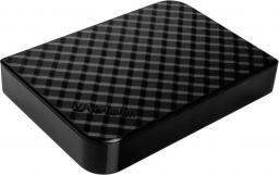 Dysk zewnętrzny Verbatim Store n Save 4TB USB 3.0 (47685)