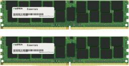 Pamięć Mushkin Essentials, DDR4, 16 GB,2133MHz, CL15 (997183)