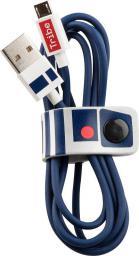 Kabel USB Tribe USB A -> Micro USB 1.2m (CMR20707)