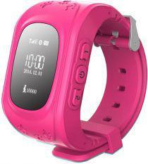 ART Zegarek dla dzieci z lokalizatorem GPS, Różowy (SGPS-01P)