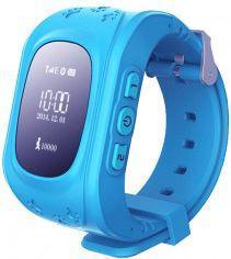 ART Zegarek dla dzieci z lokalizatorem GPS, Niebieski (SGPS-01B)