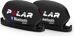 Polar Zestaw sensora prędkości bluetooth smart i sensora kadencji bluetooth smart (001578770000)