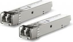 Moduł SFP Ubiquiti Moduł nadawczo-odbiorczy, Multi-Mode Module, 1G, SFP, LC, 2 sztuki (UF-MM-1G)