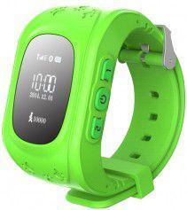 ART Zegarek dla dzieci z lokalizatorem GPS, Zielony (SGPS-01G)