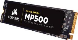 Dysk SSD Corsair MP500 480GB M.2 PCIe (CSSD-F480GBMP500)