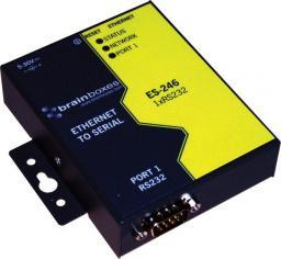 Brainboxes Ethernet do RS232 (ES-246)