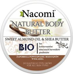 Nacomi Masło shea - waniliowe 100 ml