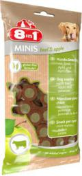 8in1 Przysmak 8in1 Minis beef and apple 100 g