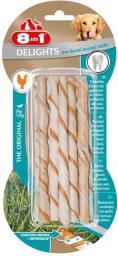 8in1 Przysmak 8in1 Delights Pro Dental Twisted Sticks